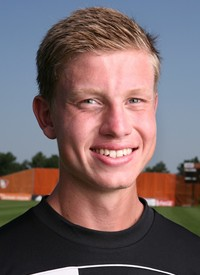 BGSU men's soccer - Aug 20 2013 - Michael Nemeth photo